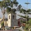 Arequipa i Södra Peru