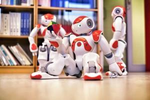KTH-robotar