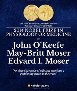 Nobelpris i medicin 2014