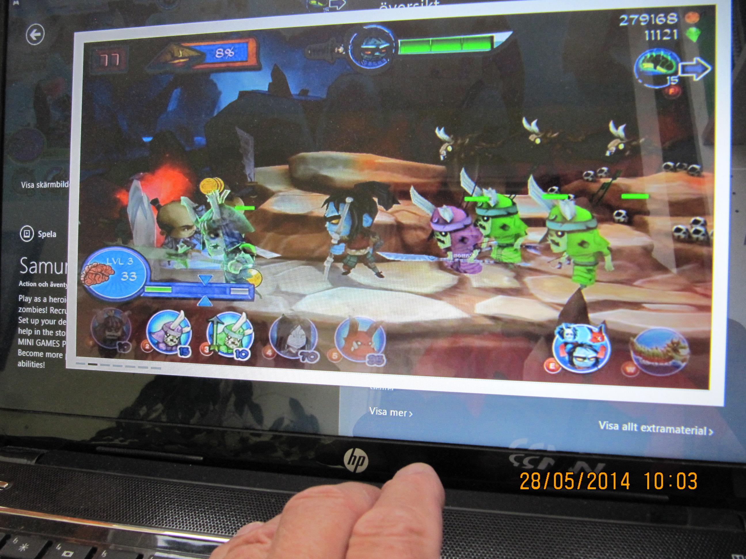 Våldsamma dataspel påverkar kroppen fysiologiskt