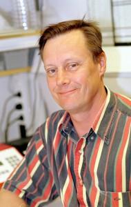 Prof Tomas Ekström KI  Foto Stefan Zimmerman
