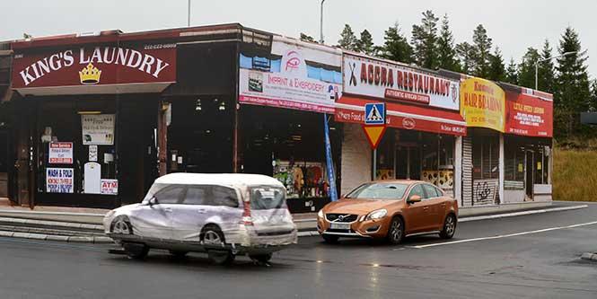 Fordon med 360-graders synfält ska avvärja trafikolyckor