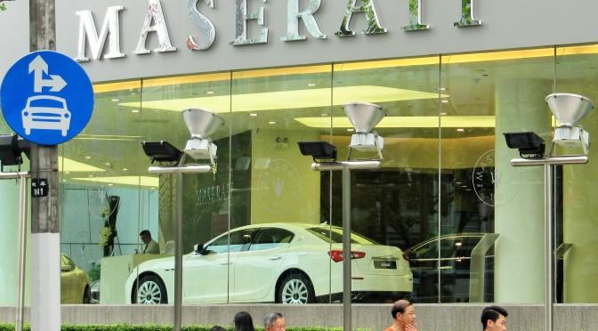 Här är framtiden för självkörande bilar