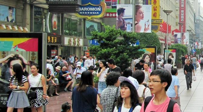 Shanghai – åter Kinas finansiella centrum