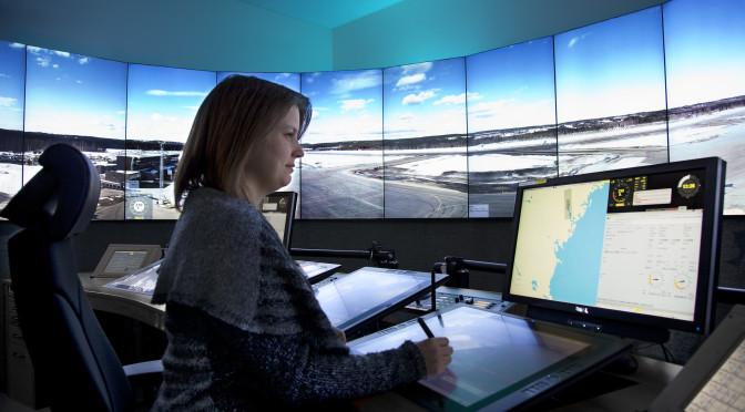 LFV nominerad för fjärrstyrda flygledningstorn