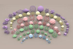Origami DNA MED