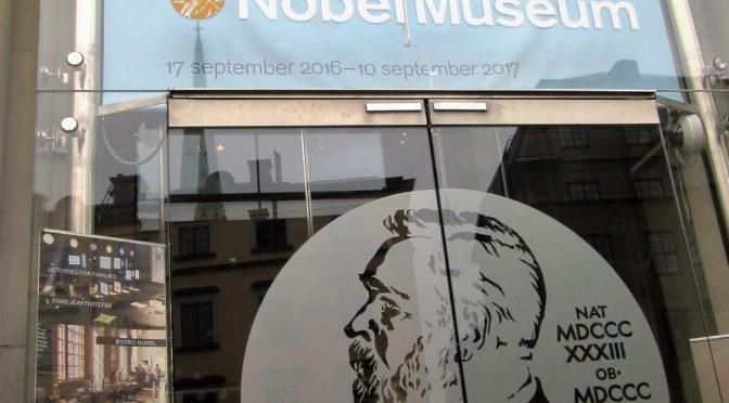 Experiment – en utställning på NobelMuseum