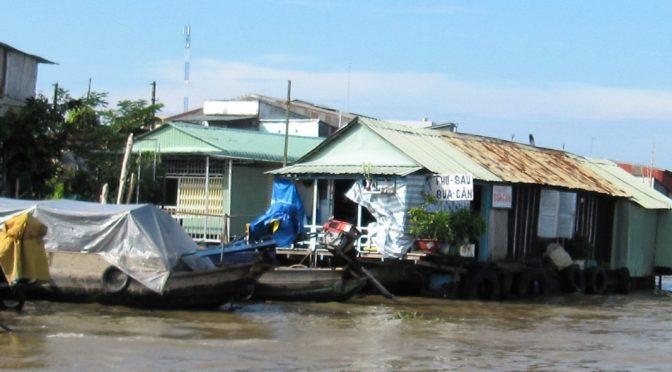 Livet på Mekongfloden 2017